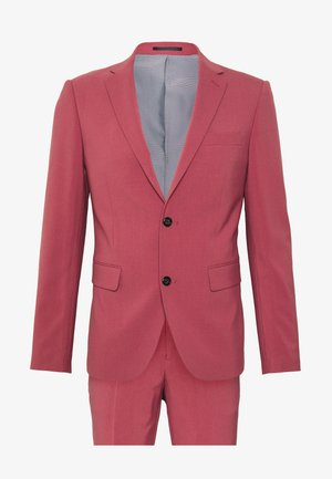 PLAIN MENS SUIT - Kostym - dusty rose