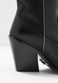 Bronx - NEW KOLE  - High heeled boots - black - 2