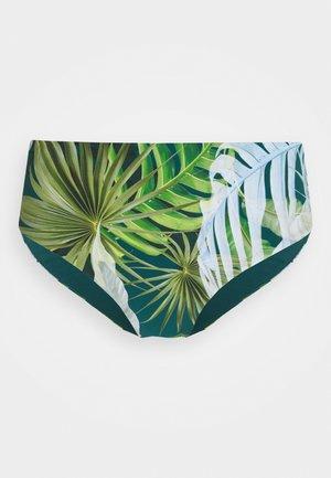 HAILY BIKINI - Bikinibroekje -  vert