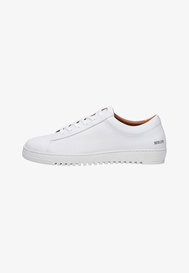 NO. 119 MS - Sneakers laag - white