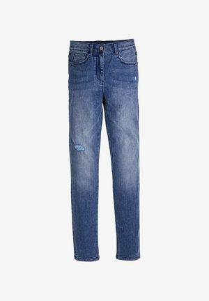 REGULAR: IM USED-LOOK - Straight leg jeans - blue