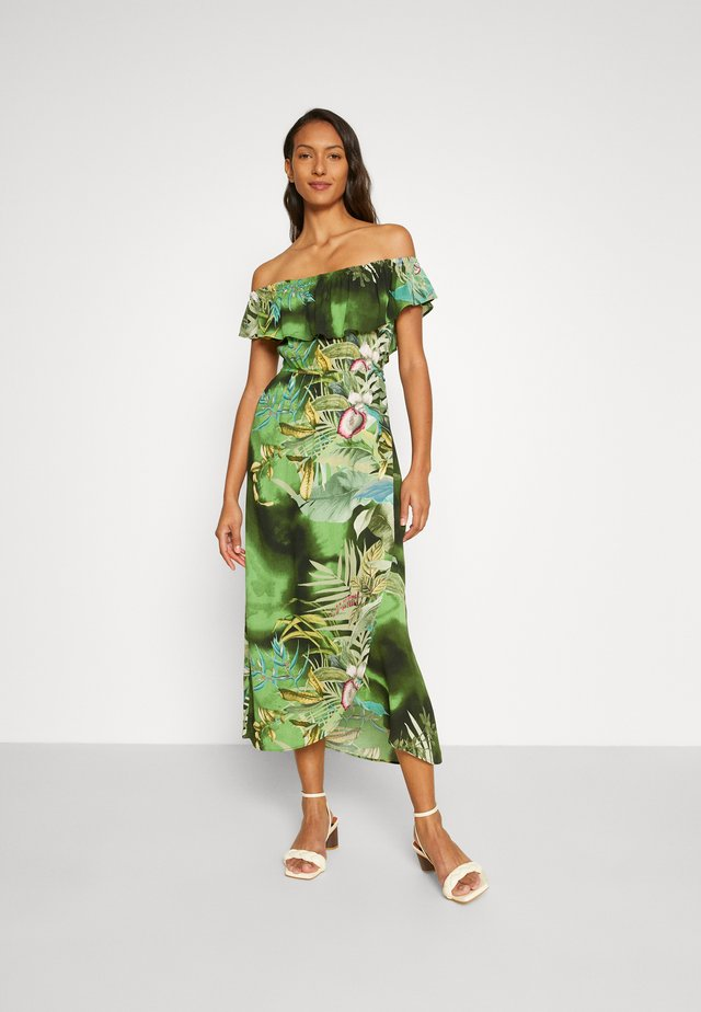 TUCSON - Korte jurk - green