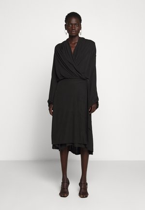 ISMENE - Day dress - black