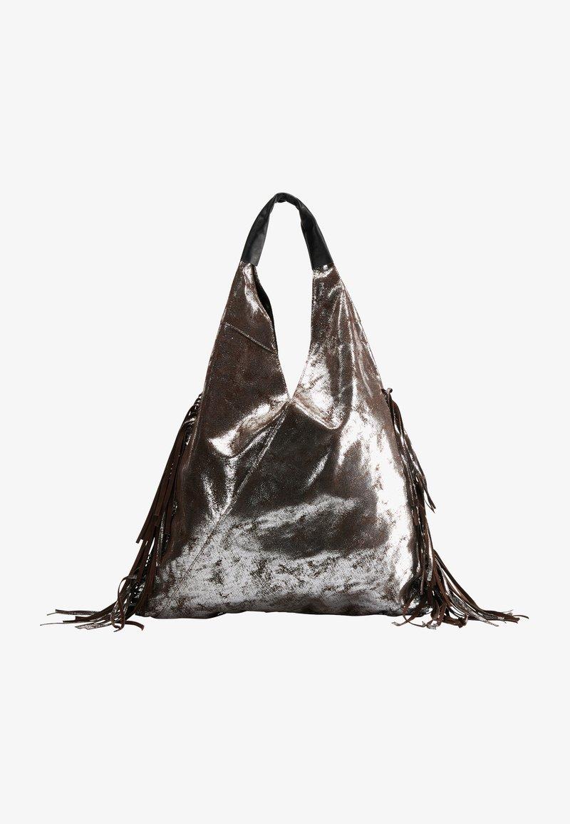IZIA - Handbag - vintage silber