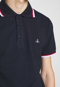 Vivienne Westwood - NEW POLO - Polo - navy - 6
