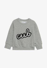 Tobias & The Bear - BABY ICONS CUB BADGE - Sweatshirt - grey marl - 3