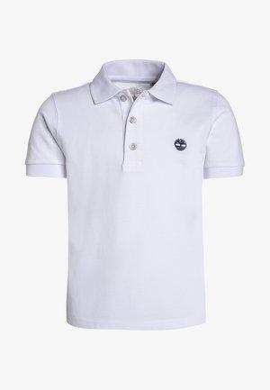 Polo shirt - blanc