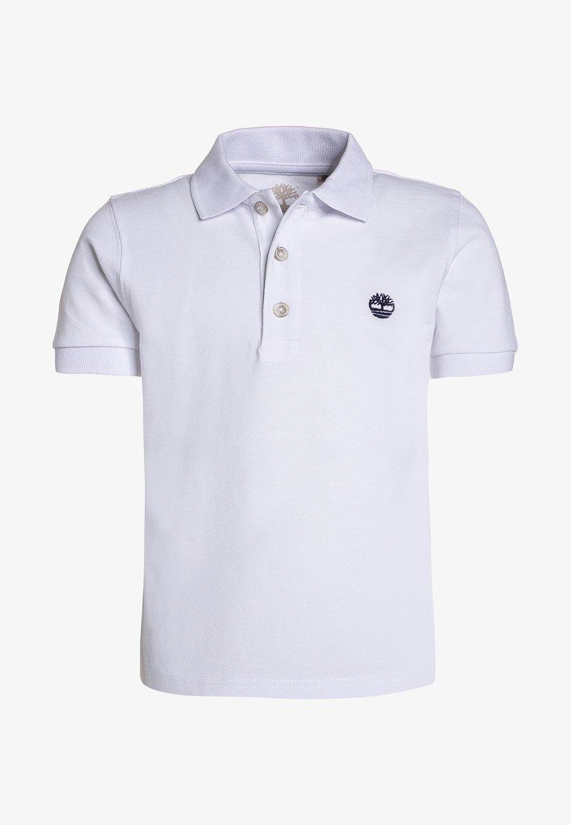 Timberland - Poloshirt - blanc