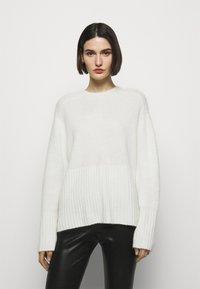By Malene Birger - AUCUBA - Jumper - soft white - 0