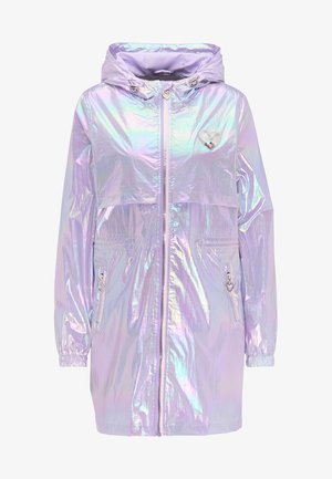 HOLOGRAPHIC - Parka - lilac