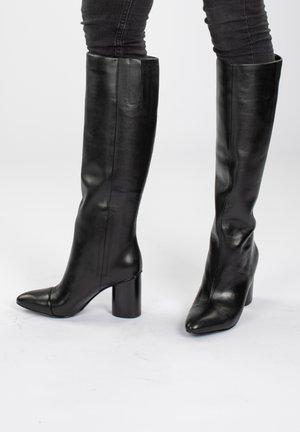 CHEYIN  - High heeled boots - schwarz