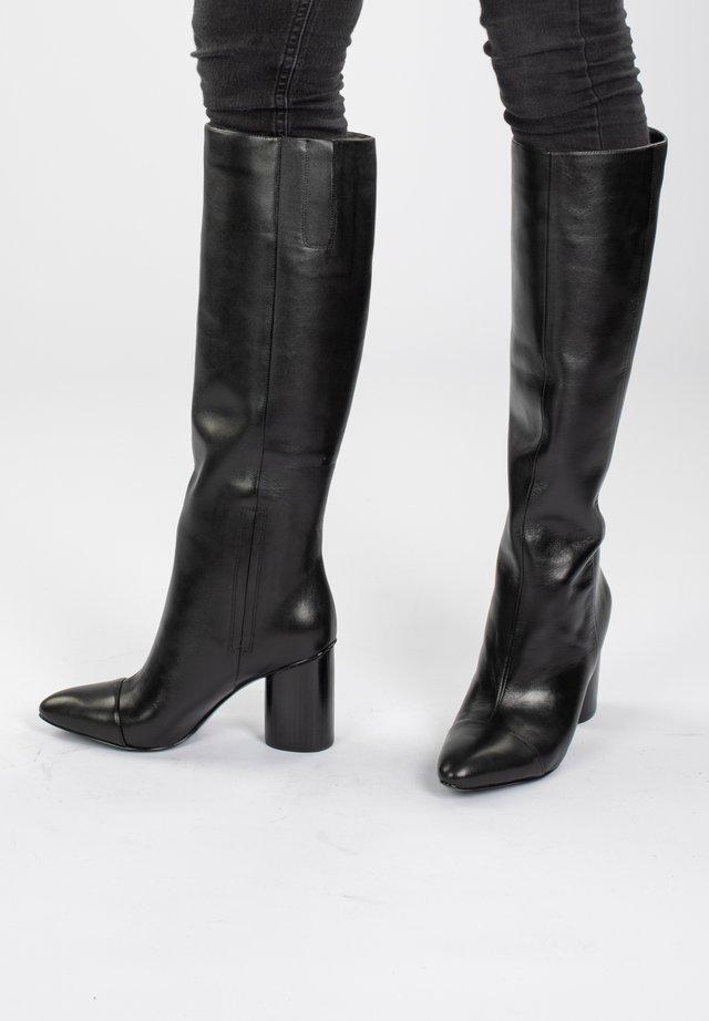 CHEYIN  - Laarzen met hoge hak - schwarz