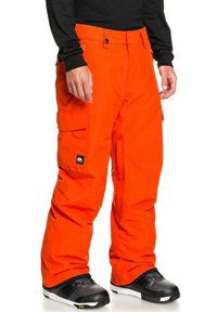 Quiksilver - PORTER - Snow pants - pureed pumpkin - 3