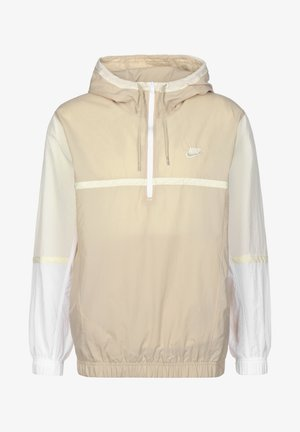 Windbreaker - grain  white coconut milk