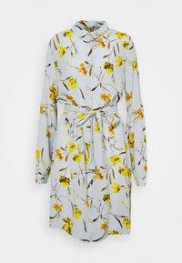 PIECES Tall - PCLILLIAN SHIRT DRESS - Shirt dress - plein air - 0