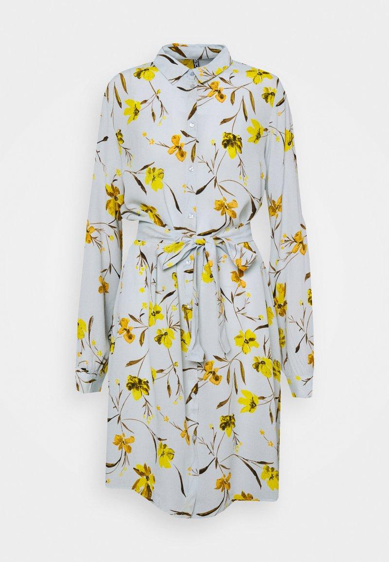 PIECES Tall - PCLILLIAN SHIRT DRESS - Shirt dress - plein air