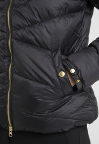 Barbour International - DUAL QUILT - Light jacket - black - 3