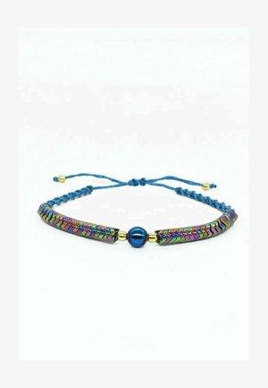 HEMATITE - Armband - sultan's blue