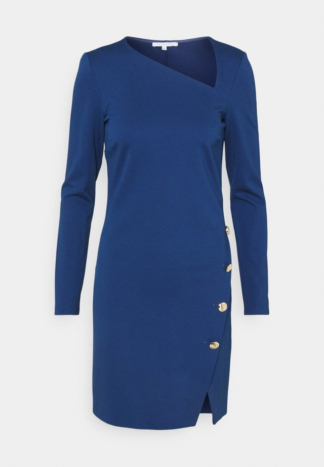 DRESS - Robe en jersey - parade blue