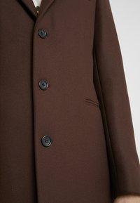 PS Paul Smith - OVERCOAT - Płaszcz wełniany /Płaszcz klasyczny - brown - 6