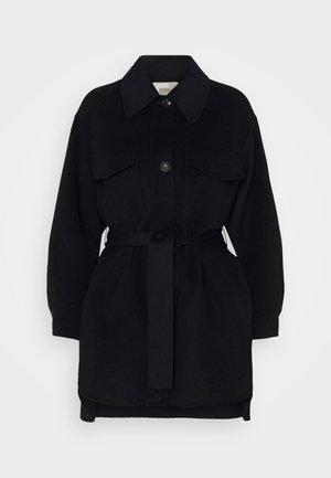 GAVINO - Classic coat - marine