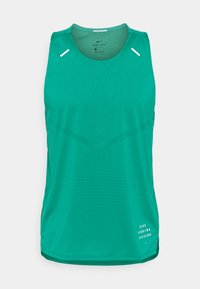 Nike Performance - RISE TANK - Top - neptune green/neptune green - 0