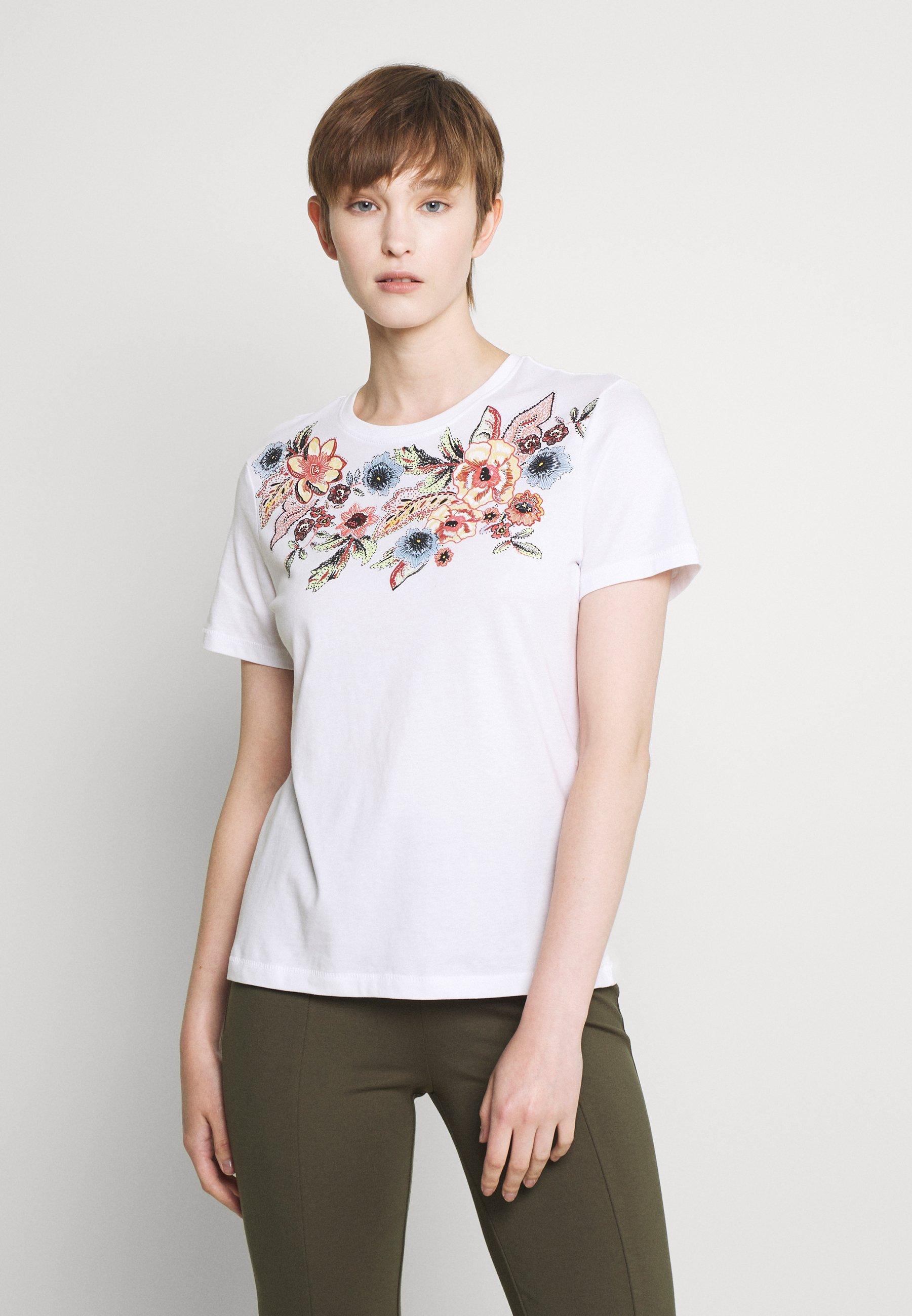 Women ONLCORNELIA LIFE BOX - Print T-shirt
