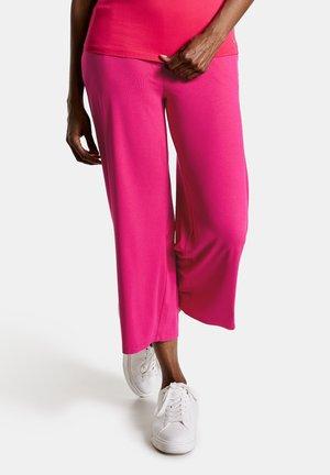 Pantalon classique - rasberry