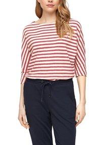 s.Oliver - Longsleeve - red stripes - 5