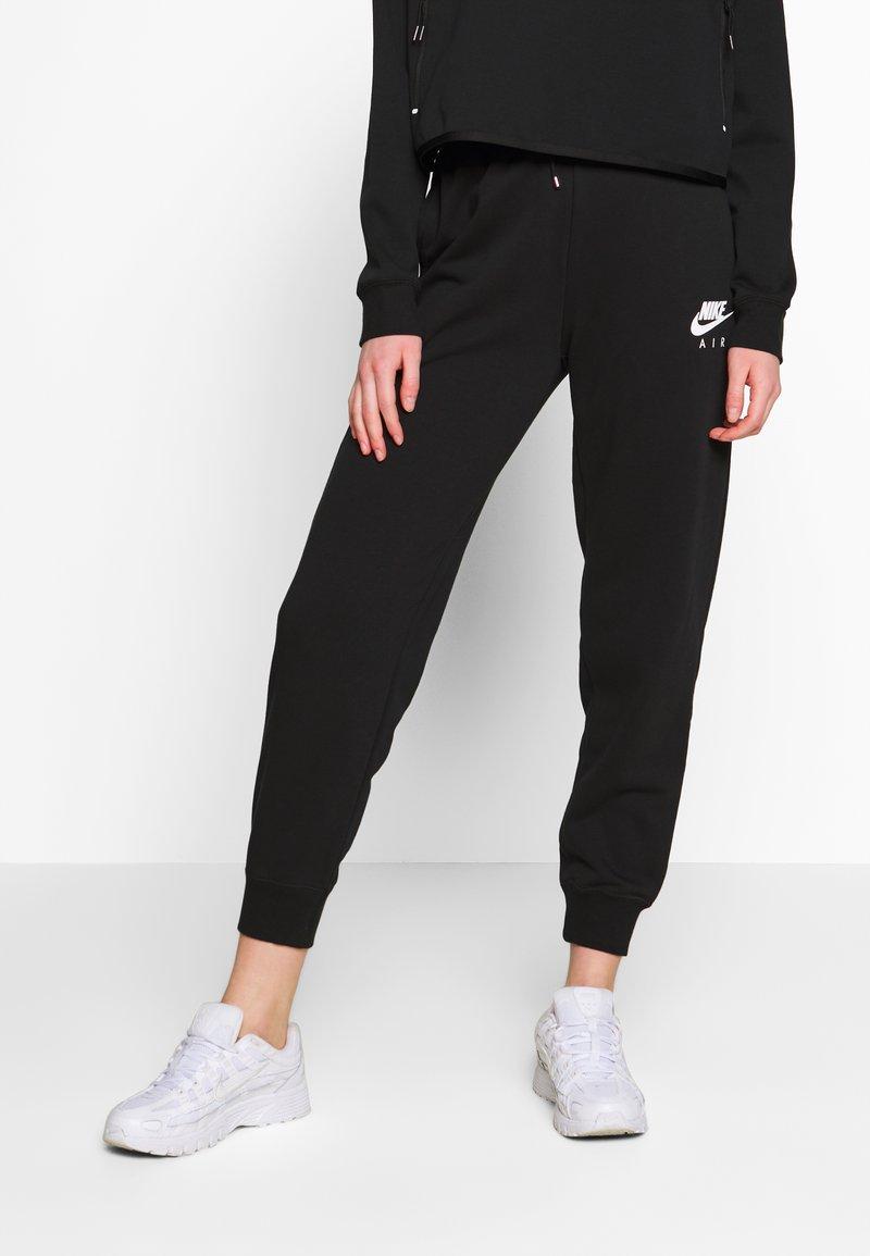 Nike Sportswear - AIR PANT - Trainingsbroek - black
