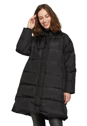 THILDE - Down coat - black