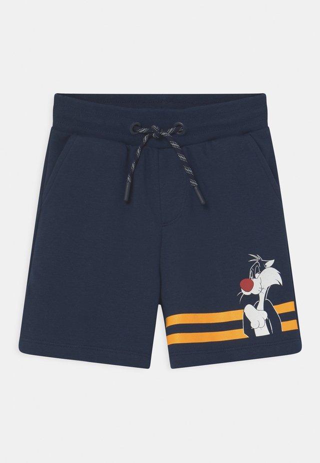 BERMUDA - Shorts - dark blue