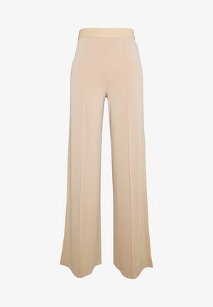 MIELA - Trousers - tan