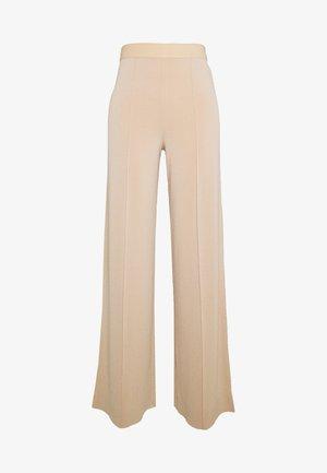 MIELA - Spodnie materiałowe - tan