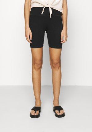 BASIC BIKE - Shorts - true black