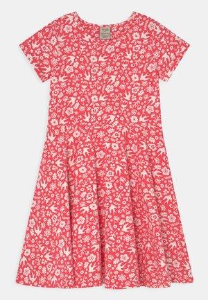 SPRING SKATER DRESS - Jerseyklänning - watermelon bloom