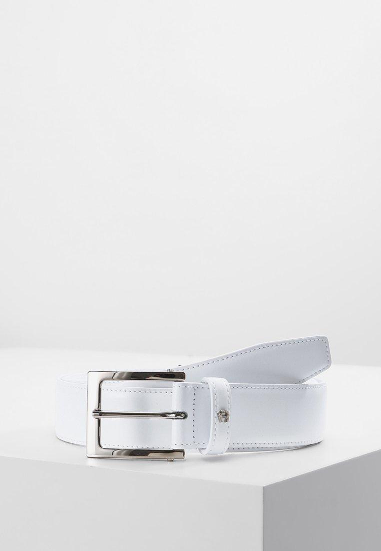AIGNER - BELT - Belt - weiss