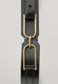 Massimo Dutti - Belt - black - 1