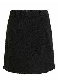 Object - A-line skirt - black - 5
