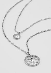 Tommy Hilfiger - CASUAL CORE - Necklace - silver-coloured - 4