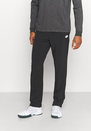 TENNIS TECH PANTS  - Trainingsbroek - all black