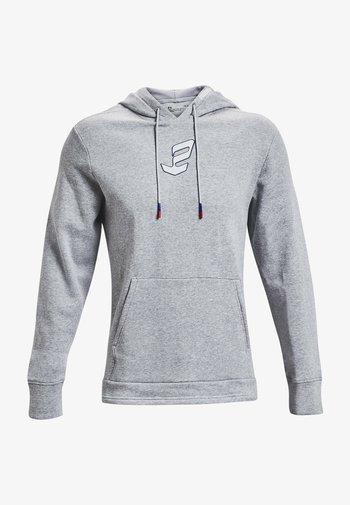 Jersey con capucha - mod gray full heather