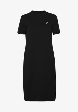 DRESS - Vestido ligero - jet black