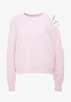 LAVARELLO MAGLIA - Pullover - pink lady