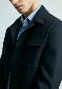 Massimo Dutti - MIT TASCHEN - Summer jacket - dark blue - 3