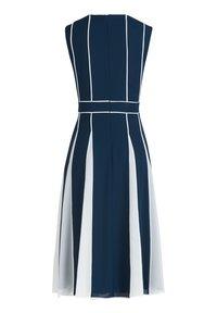 Vera Mont - Cocktail dress / Party dress - dark blue cream - 3