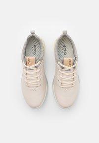 ECCO - THREE - Golf shoes - limestone - 3