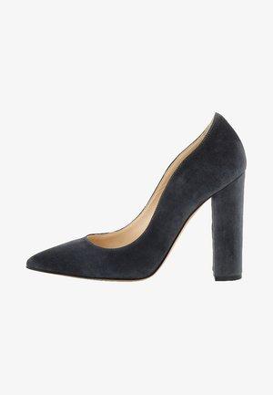 ALINA - High heels - grau