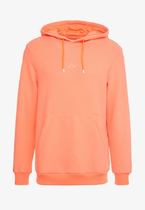 HANGER NEON - Mikina skapucí - neon orange