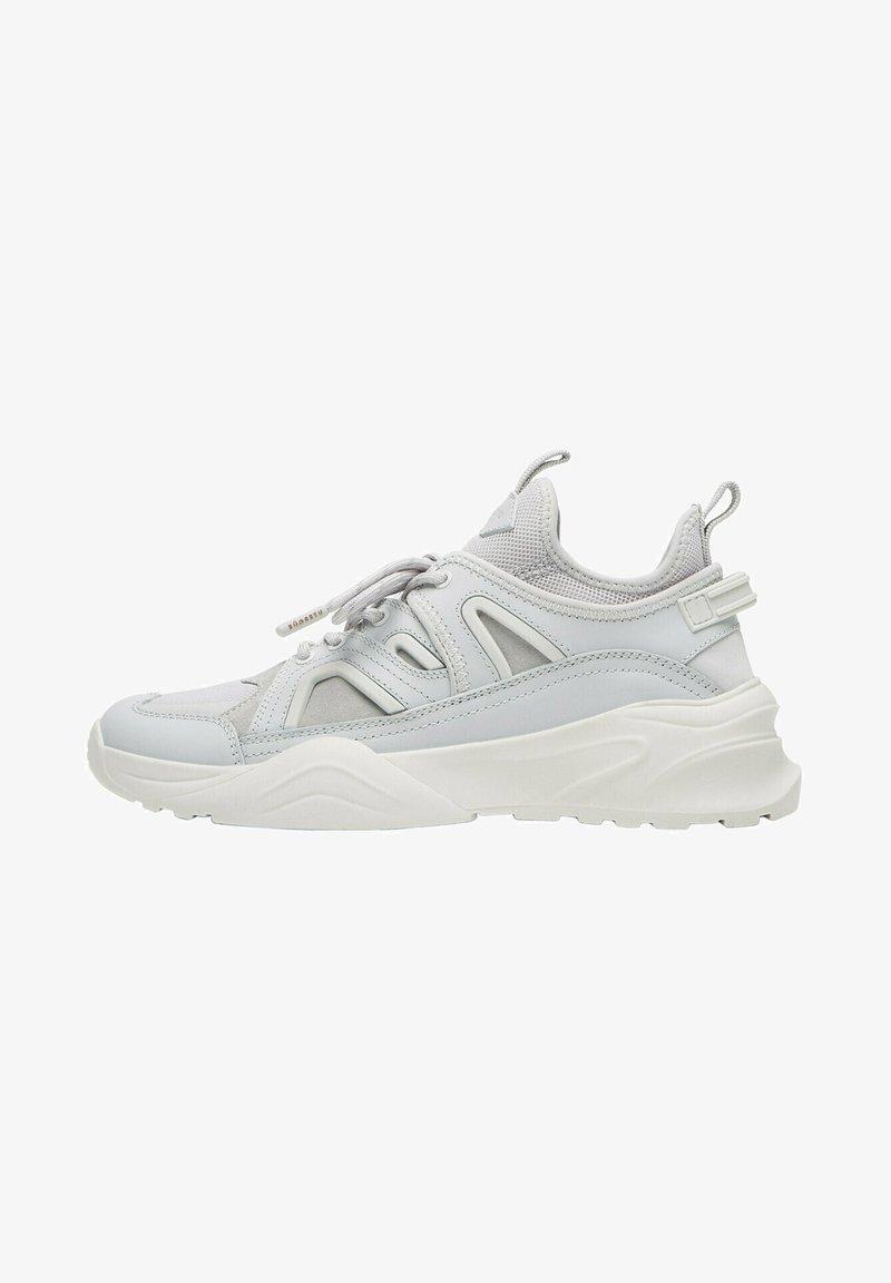 Uterqüe - Sneakers laag - grey